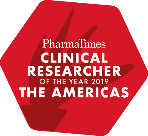 Clinical Researcher of the Year - The Americas 2019