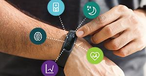 Remote monitoring and leveraging wearable devices and sensors in clinical trials.
