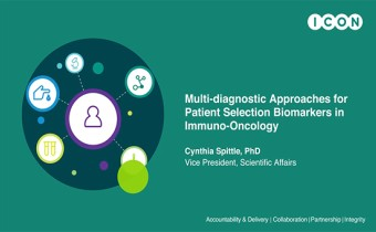 Multi-diagnostic approaches for patient selection biomarkers in immuno-oncology