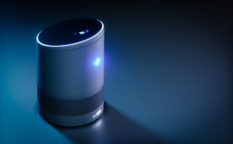 Leveraging voice-assistant technology in clinical trials