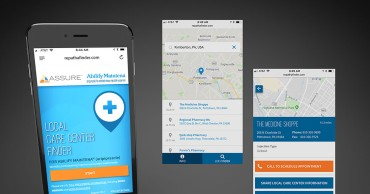 Pharmacy Locator App
